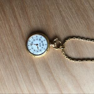 Aero Watch Neuchatel Accessories - Aero Watch Neuchatel Necklace —VINTAGE—